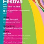 TARDA FESTIVA AMB ACTIVITATS FAMILIARS EL PROPER 7 D'ABRIL