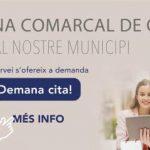 L'OFICINA COMARCAL DE CONSUM ATENDRÀ DES DEL NOSTRE MUNICIPI