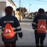 CANAL REUS TV S'HA FET RESSÒ DEL RETORN DE LES AGENTS CÍVIQUES AL NOSTRE BARRI